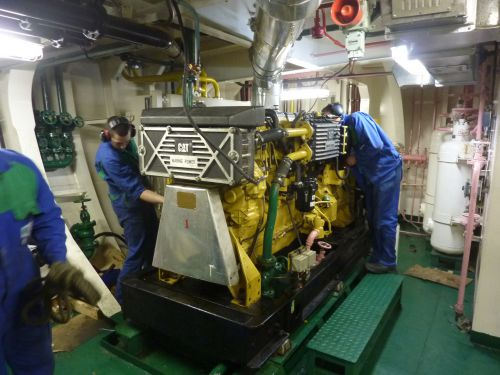 SEMIM - Marine engines